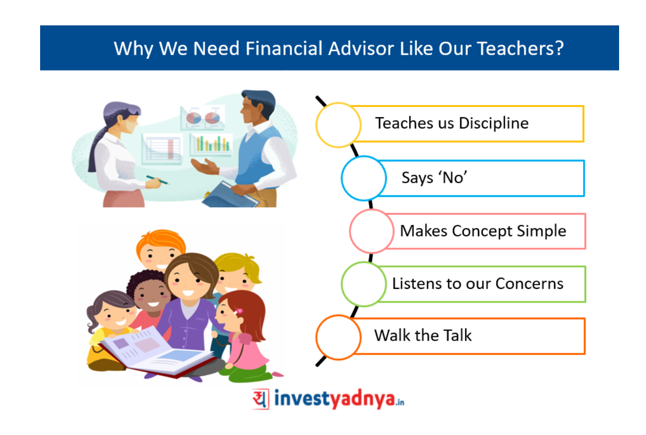 Financial Advisor Like Our Teachers